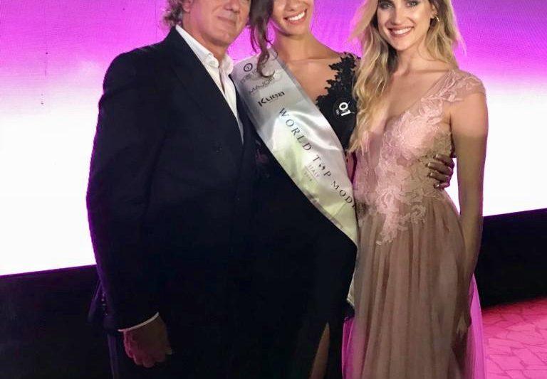 La Top Model italiana dell'anno è Chiara Indino!