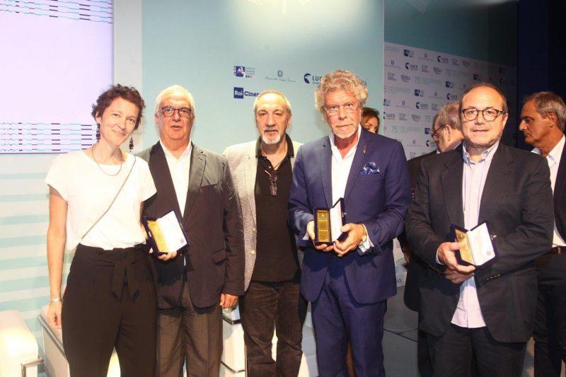 """""""La Pellicola d'Oro"""": ecco i vincitori."""