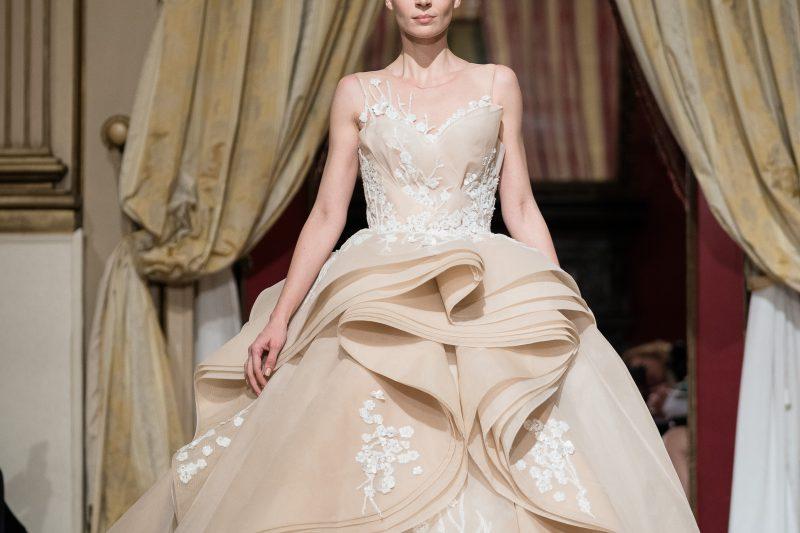 A Palazzo Brancaccio sfila il mondo della moda