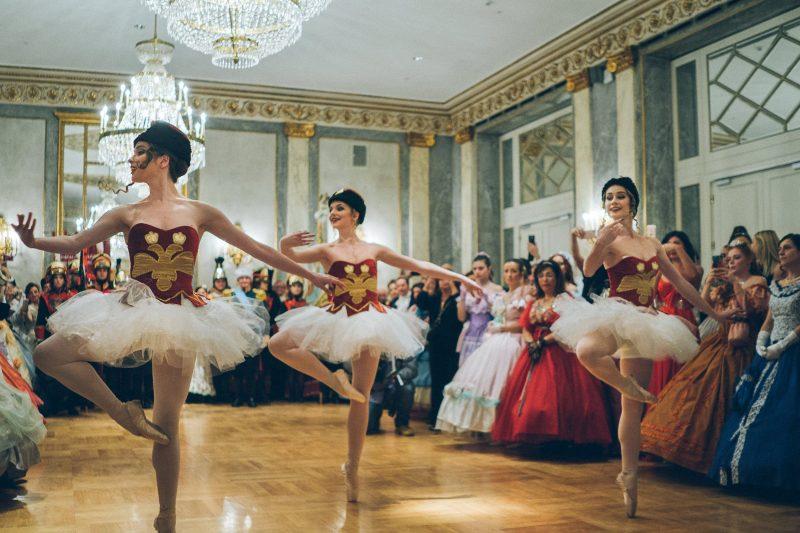 Gran Ballo Russo nei saloni del Brancaccio