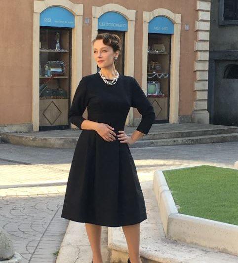 Nel Paradiso arriva Marta Richeldi