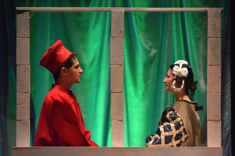 """Un """"Teatro d'Arrembaggio"""" tra piraterie e castelli di sabbia"""
