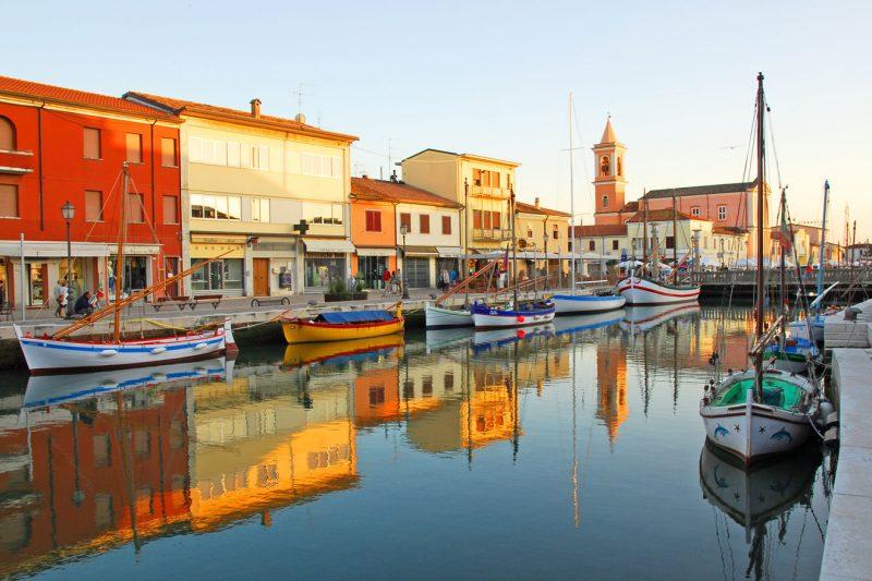 Cesenatico, la Saint Tropez della Romagna!