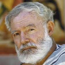 A Cortina con Hemingway!