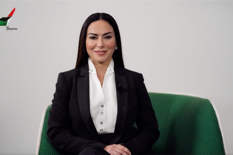 La più amata negli Emirati parla italiano