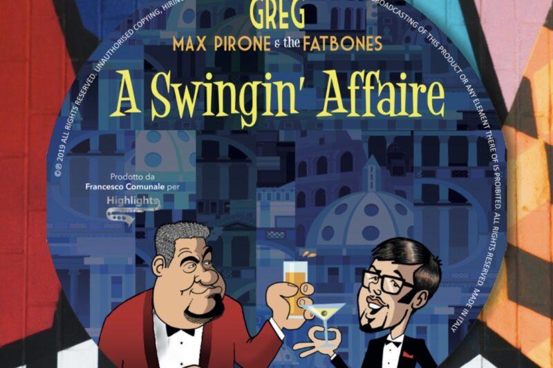 Greg e Max Pirone a ritmo di swing!
