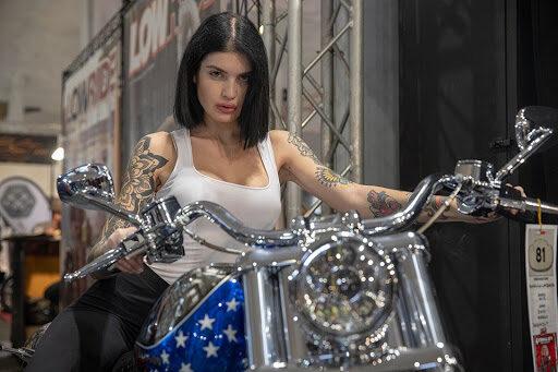Le moto invadono la Città Eterna