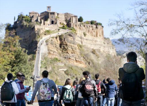 I giovani alla scoperta del Lazio