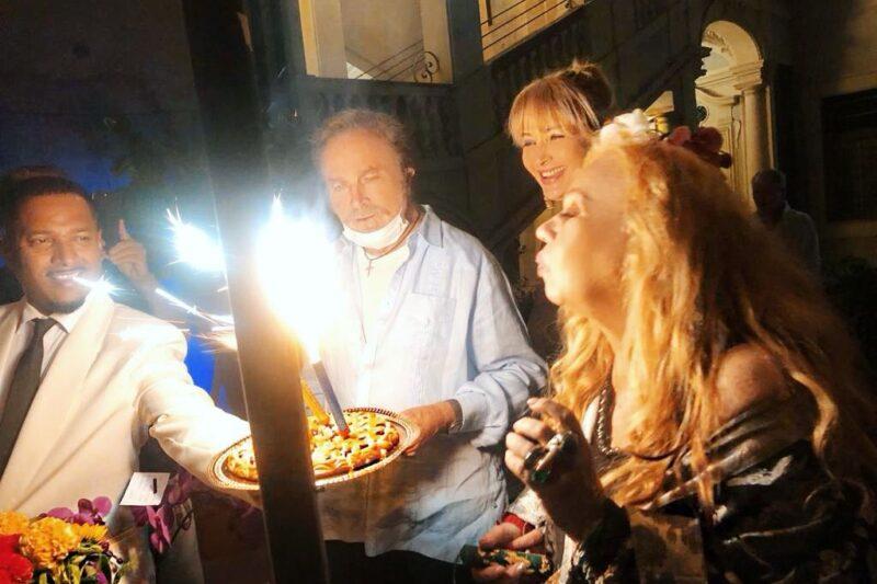 Compleanno Vip per Patrizia Brandimarte